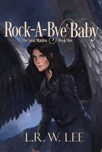 Autographed Paperback of Rock-A-Bye Baby